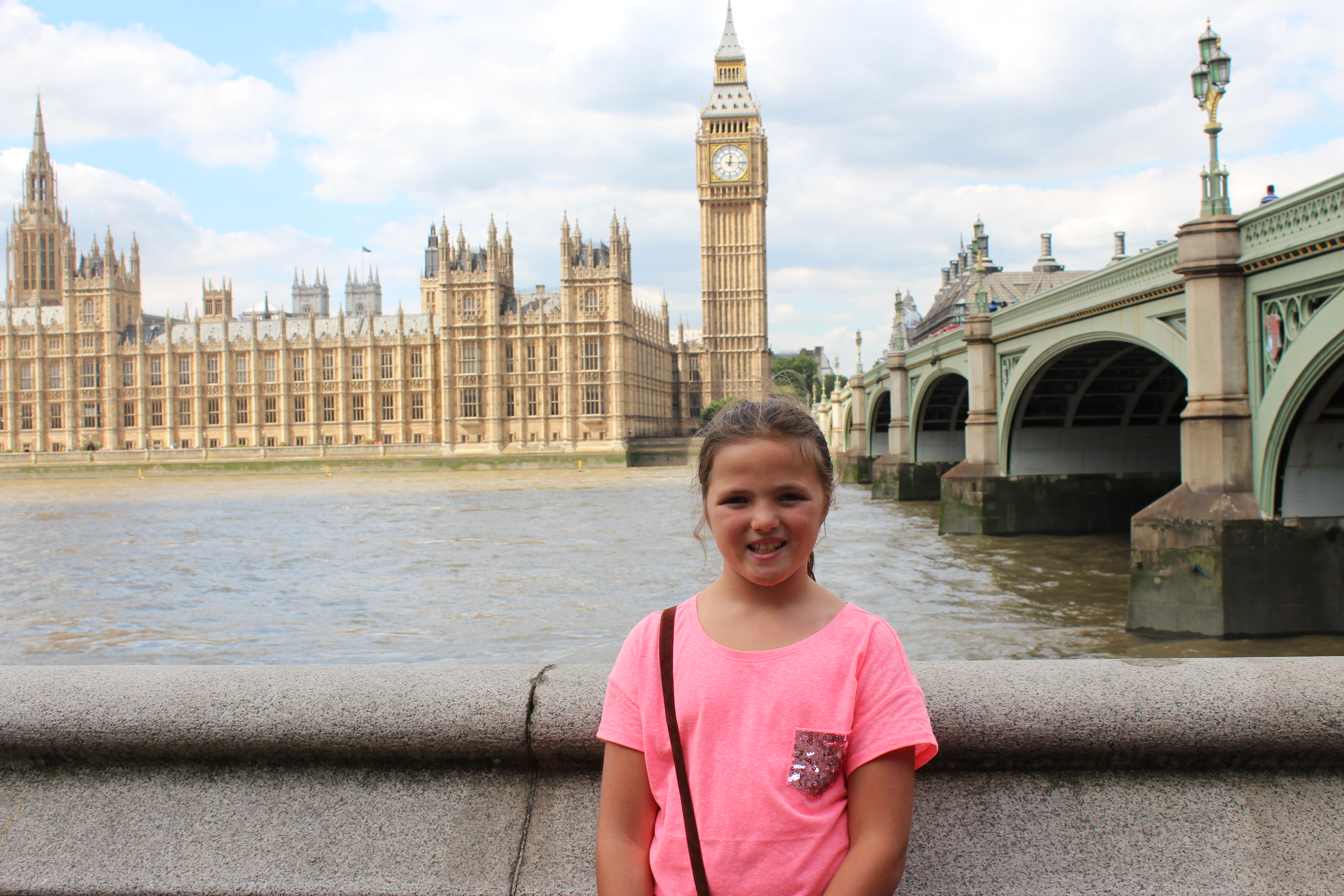 It's London Baby! Planning a perfect London trip for your family. www.mytravelingkids.com