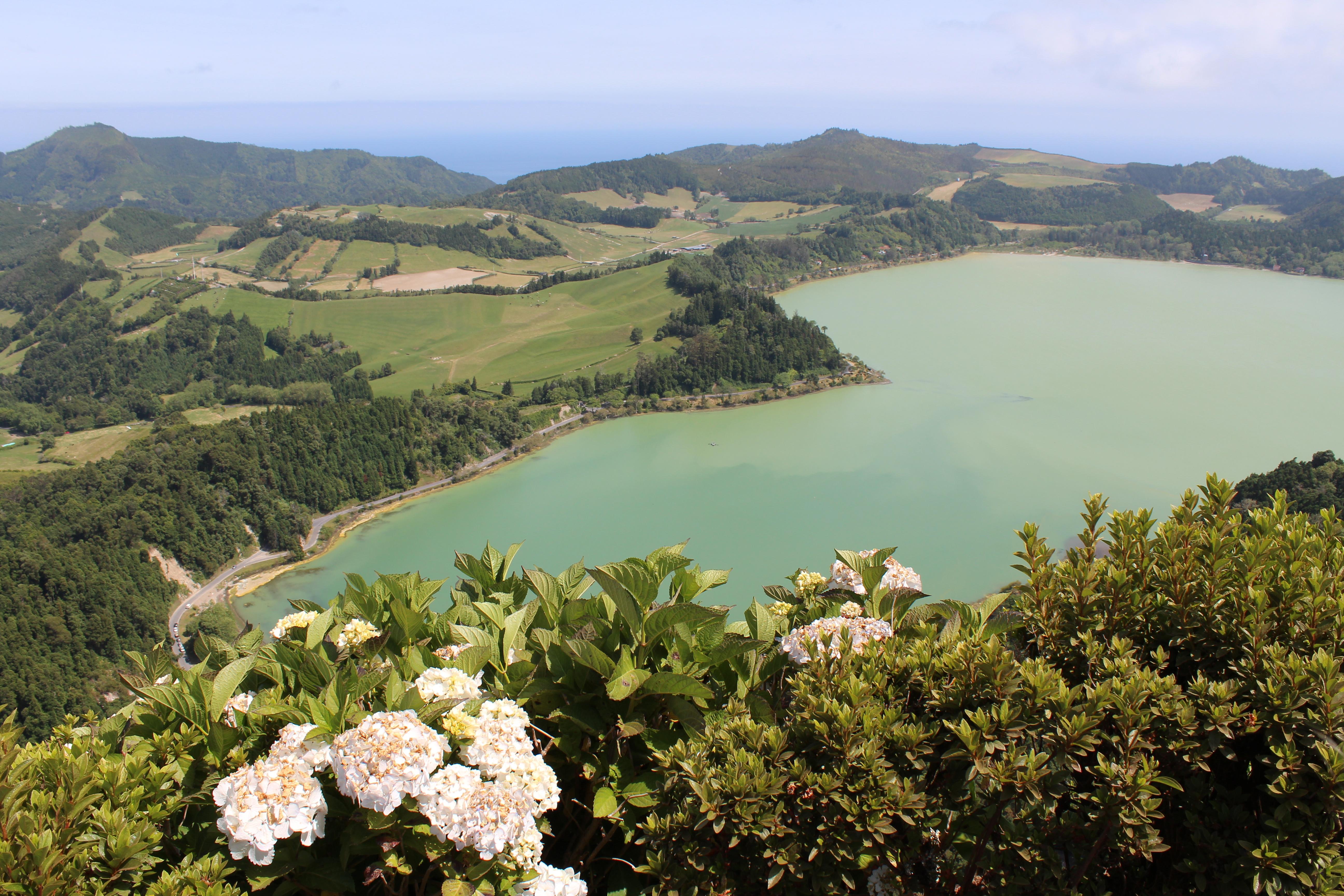 Sao Miguel, Azores.  An amazing family destination.
