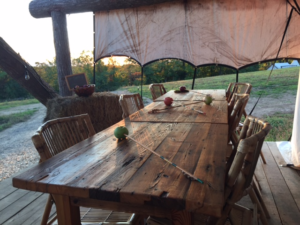 Collective Retreats Hudson Valley – My Traveling Kids